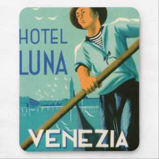 Hotel Luna Venezia Mouse Pad
