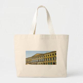 Hotel Neva River Large Tote Bag