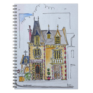 Hotel Normandy | Cobourg, France Notebook