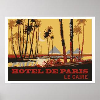 Hotel of Paris (Cairo) Poster