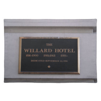 Hotel Place Mats