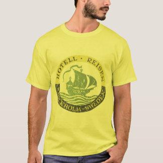 Hotel Reisen - distressed T-Shirt