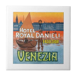 Hotel Royal Danieli Excelsior Venezia Tile