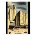Hotel Seneca, Rochester NY Vintage Postcard
