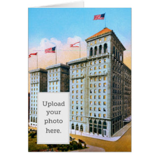 Hotel St. Francis Greeting Card