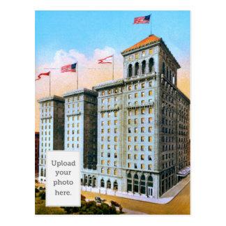 Hotel St. Francis Postcard