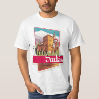 Hotel Sudan Granada T-Shirt