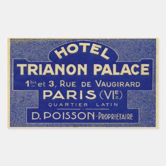 Hotel Trianon Palace (Paris France) Sticker