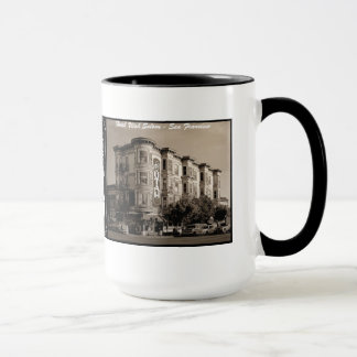 Hotel Utah Saloon - Lee's coffee recipe mug