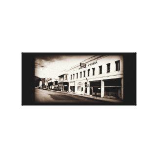 Hotel Yreka Canvas Print