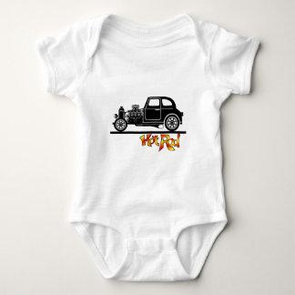 hotrod baby bodysuit