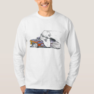 HotRod Cruz T-Shirts(Long Sleeve) T-Shirt