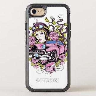 HotRod Girl Otterbox Phone Case