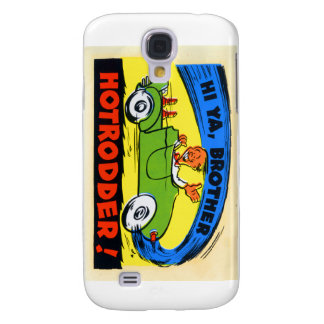 HotRodder Samsung Galaxy S4 Covers