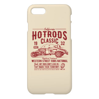 Hotrods Classic Glossy Phone Case