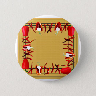 Hots and sweets #20 2 inch round button