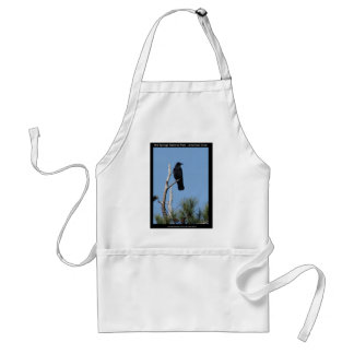 Hots Springs National Park, AR - American Crow Standard Apron