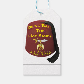 HOTSANDS GIFT TAGS