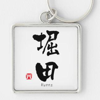 Hotta KANJI(Chinese Characters) Keychains
