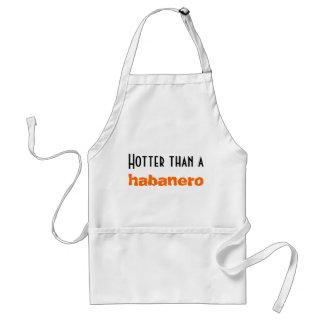 Hotter Than a Habanero Apron
