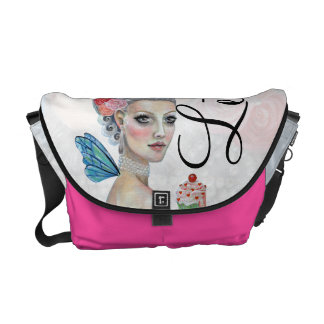 Hottest bag ever featuring Marie Antoinette Faerie Courier Bags