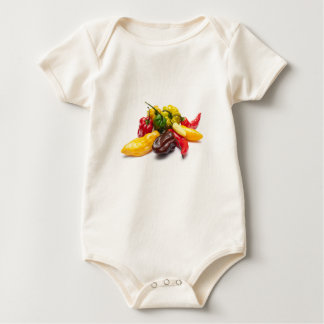 Hottest chilies baby bodysuit