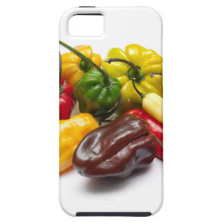 Hottest chilies case for the iPhone 5