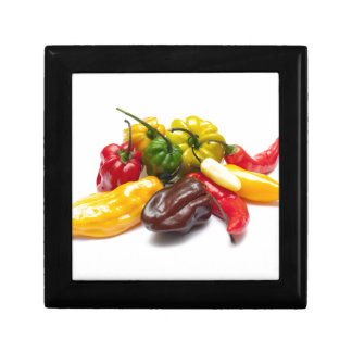 Hottest chilies gift box