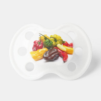 Hottest chilies pacifiers