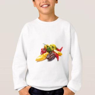 Hottest chilies sweatshirt