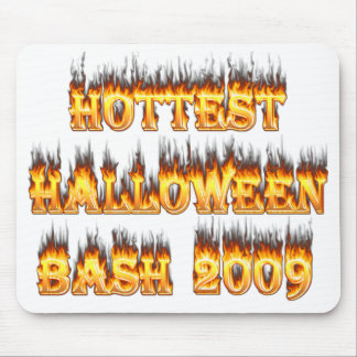 Hottest Halloween Bash 2009 Mouse Pads