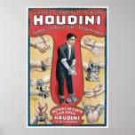 Houdini ~ Vintage Handcuff Escape Artist
