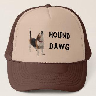 Hound Dawg Beagle Funny Trucker Hat