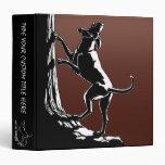 Hound Dog Book Binder Hunting Dog Photo Album