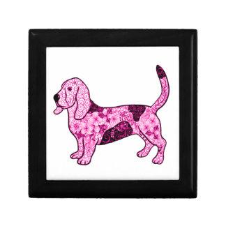 Hound Dog Gift Box