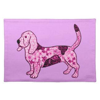 Hound Dog Placemat