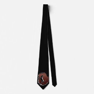 Hound Dog Ties Hunting Dog Lover Art Neckties