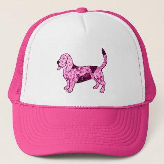 Hound Dog Trucker Hat