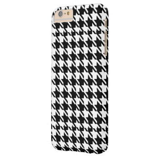Houndstooth Barely There iPhone 6 Plus Case