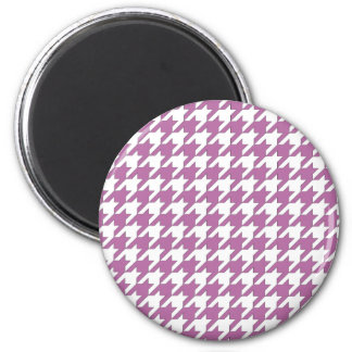 houndstooth bodacious and white magnet