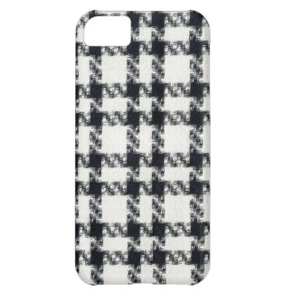 Houndstooth Cover For iPhone 5C