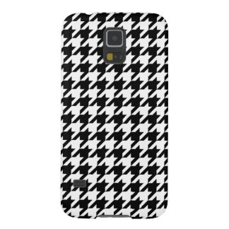 Houndstooth - Customize Background Color Case For Galaxy S5