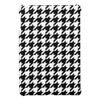 Houndstooth - Customize Background Color iPad Mini Case