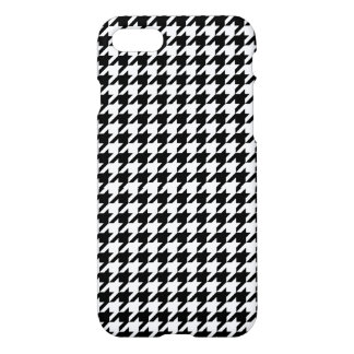 Houndstooth - Customize Background Color iPhone 7 Case