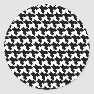 Houndstooth Envelope Seal