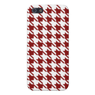 Houndstooth iPhone Case iPhone 5/5S Covers