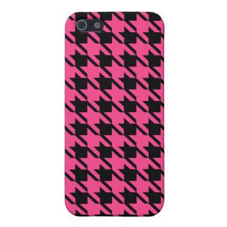 Houndstooth iPhone Case iPhone 5 Cover