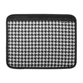 Houndstooth MacBook Sleeve