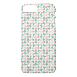 Houndstooth Picnic iPhone 7 Case