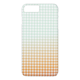 Houndstooth Sunrise iPhone 7 Plus Case